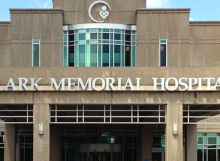 Clark Memorial Hospital in New Albany IN