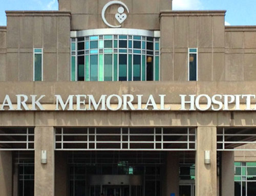 Clark Memorial Hospital in New Albany, IN