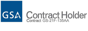 GSA Contract Holder Logo Budget Services small