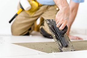 Marble, Tile & Terrazzo floor